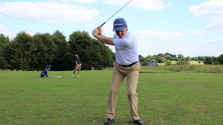 Distance control – Wedge Play