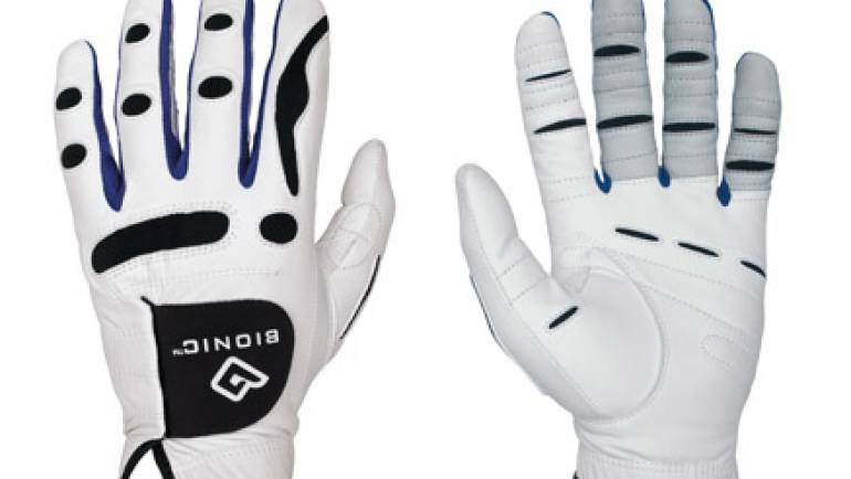 The 2021 Bionic Performance Pro Leather Glove